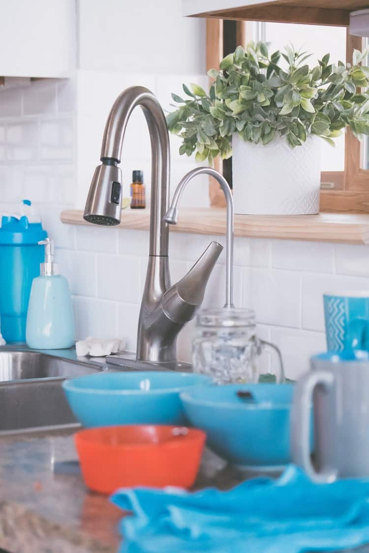Upgrading your kitchen faucets