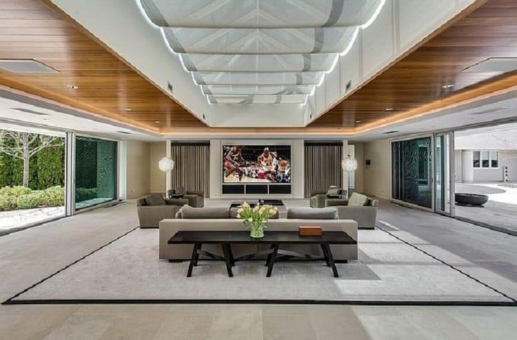 michael jordan's house in chicago