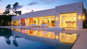 stunning luxury home in montecito