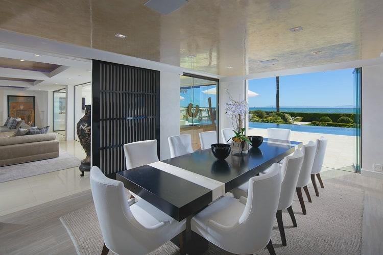 luxury house in montecito