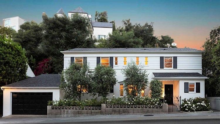 Burt Lancaster's former home in Los Angeles