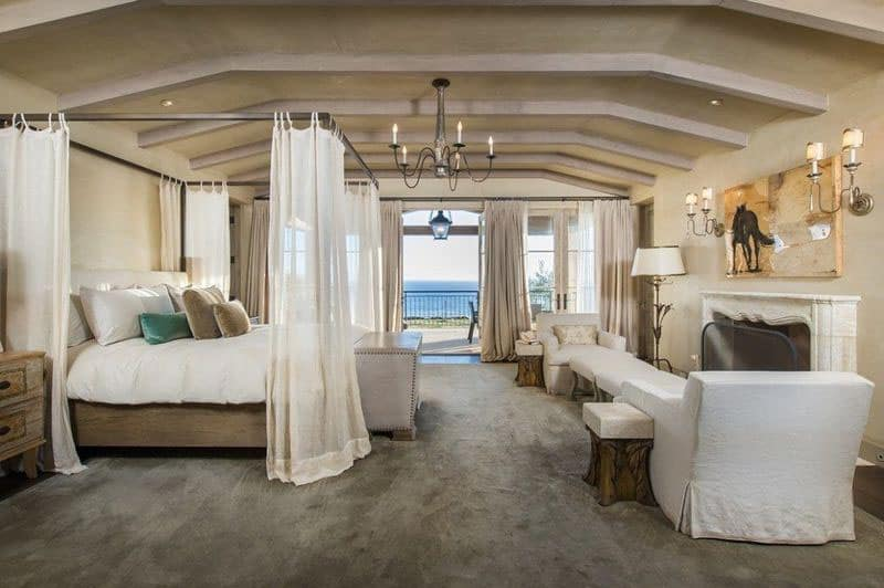 Lady Gaga's house in Malibu, CA.