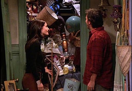 monica's secret closet