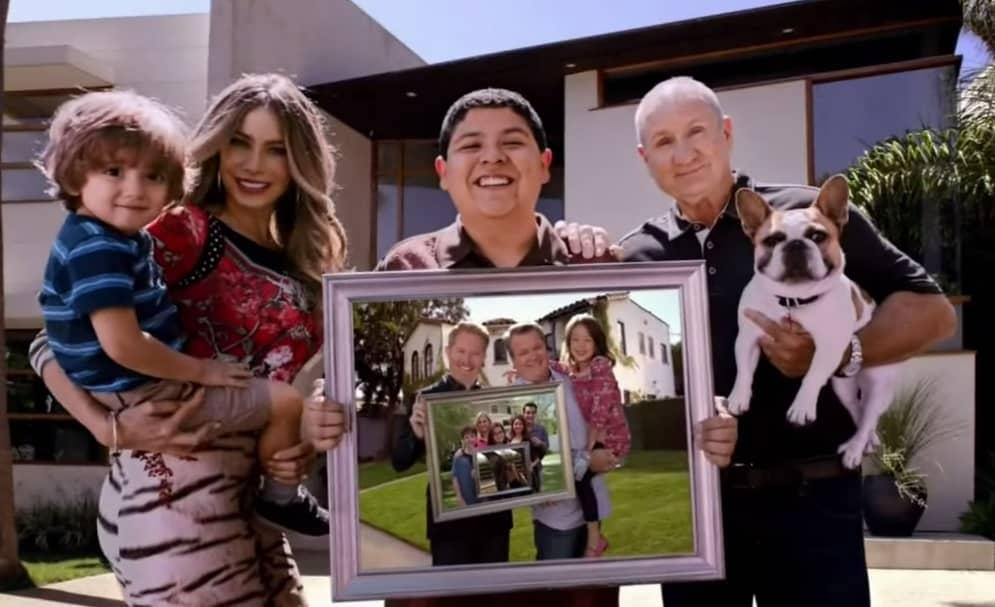 Modern Family, ABC. The Pritchett family house