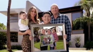the homes in modern family