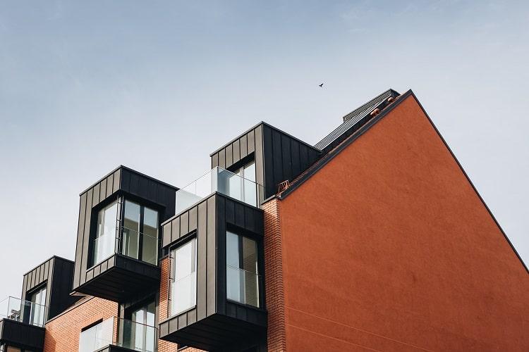 interesting balconies condo