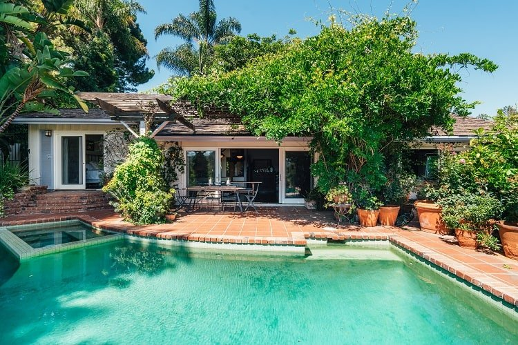 Stockard Channing's home in Los Angeles.