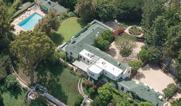 Taylor Swift's house in Beverly Hills