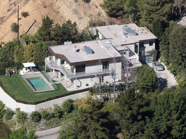 Nicole Kidman's Beverly Hills mansion