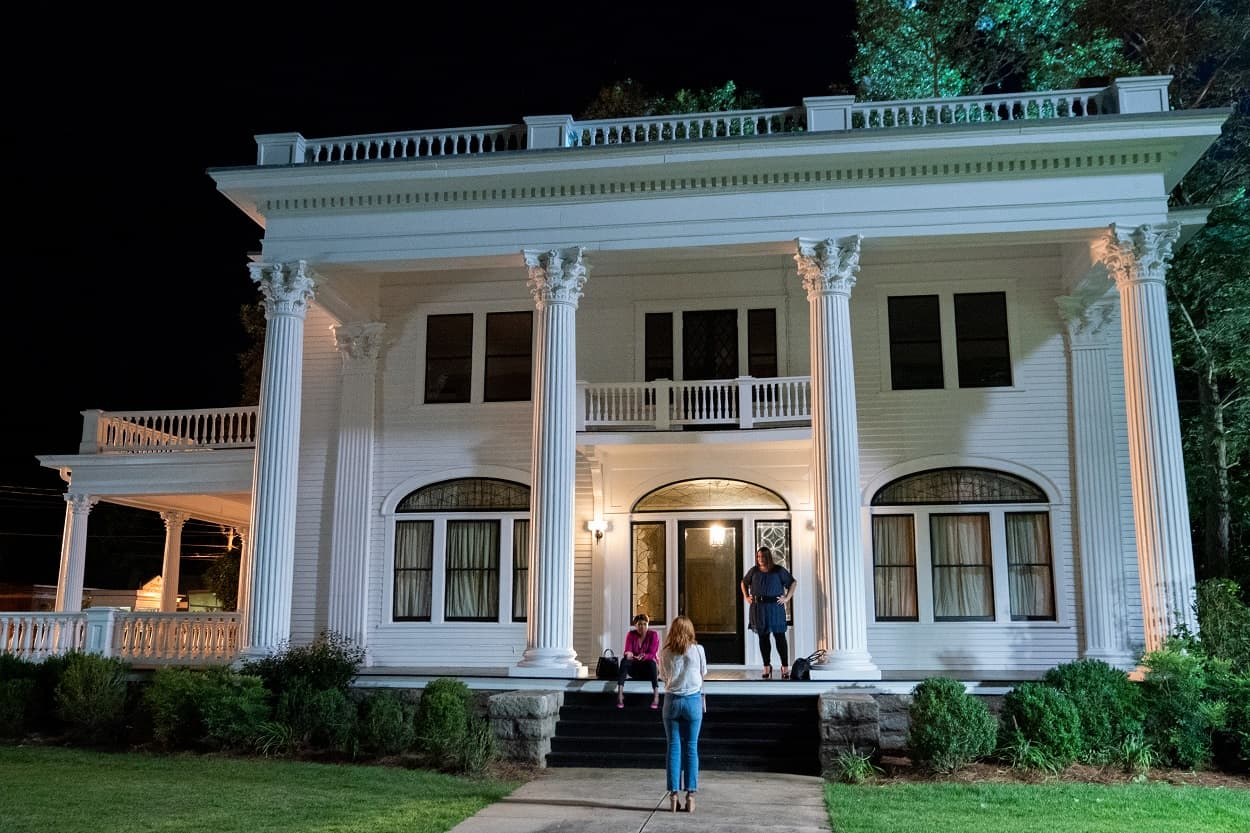 house in sweet magnolias netflix
