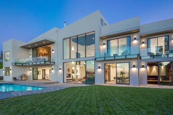 John Legend & Chrissy Teigen's Beverly Hills home