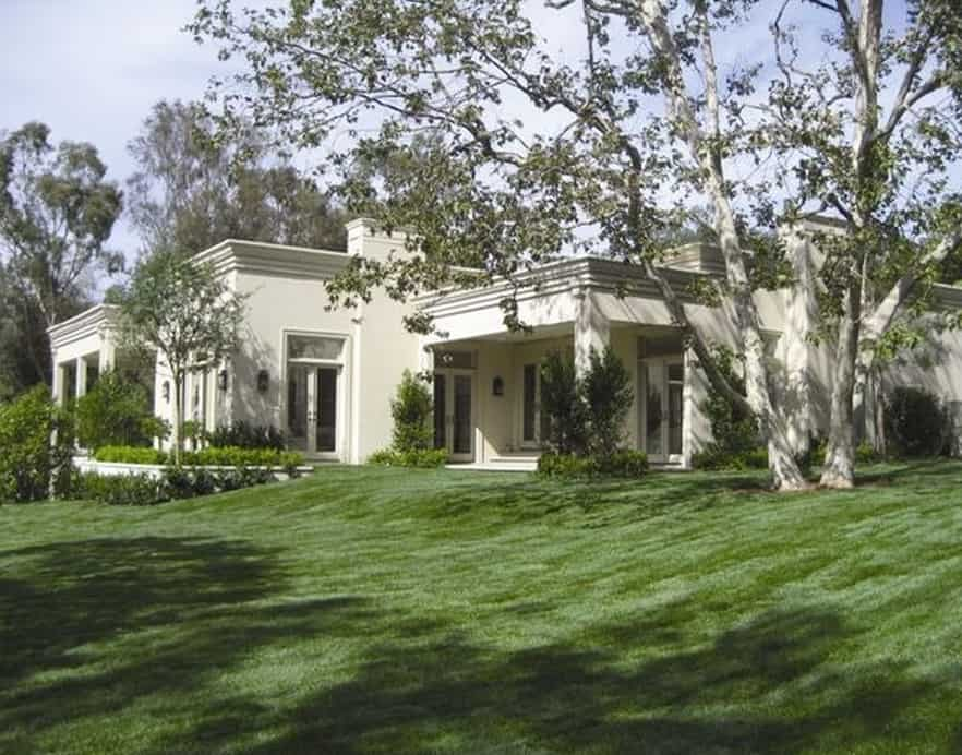 Katy Perry's home in Beverly Hills