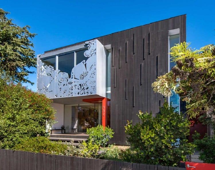 california poppy house in venice