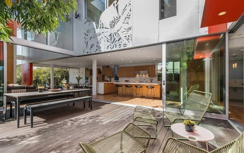 california poppy house
