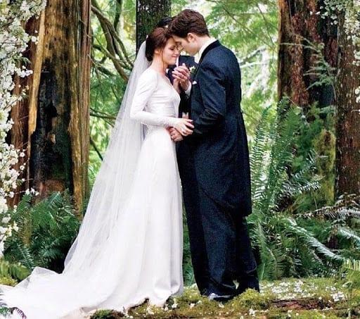twilight wedding bella and edward