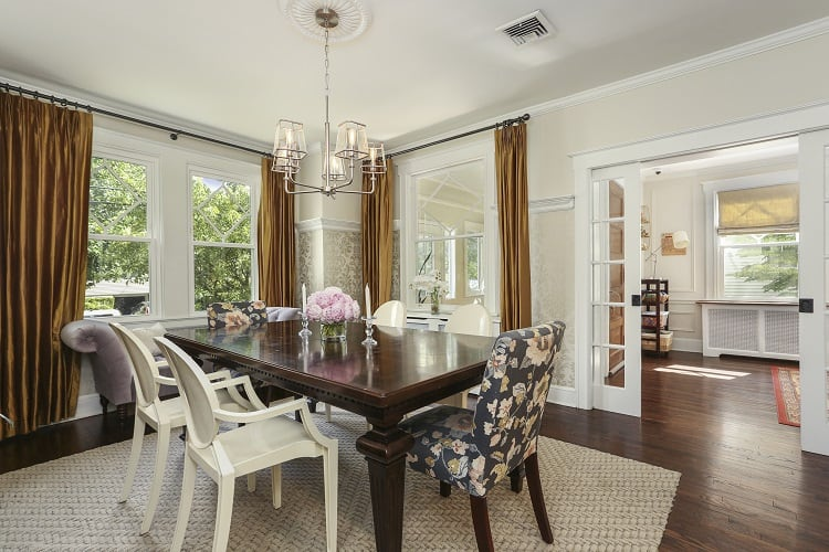Greenwich, CT home featured on Property Brothers