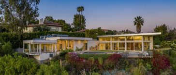 luxury home in beverly hills