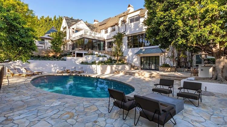 Adam Levine's home sold to Ellen last year