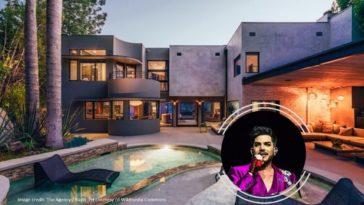 Adam Lambert house