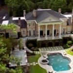 carrington manor in dynasty