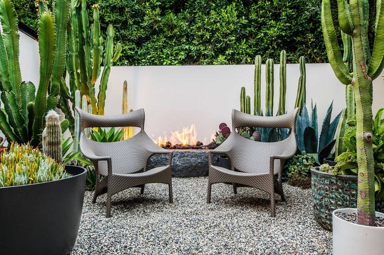 Inside Andrew Moldin's contemporary house in Los Angeles