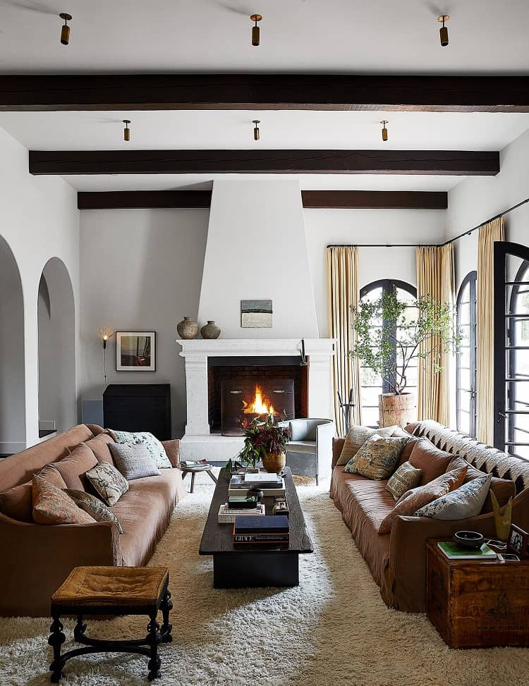 kendall jenner house interiors