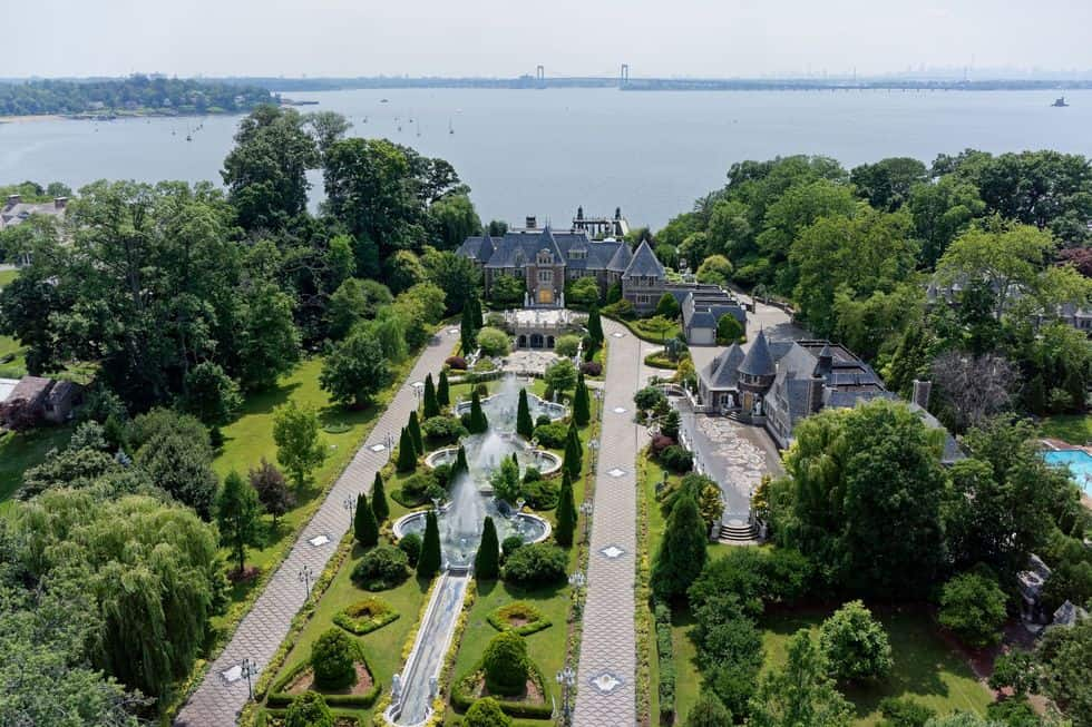 The Kings Point estate that inspired the Great Gatsby