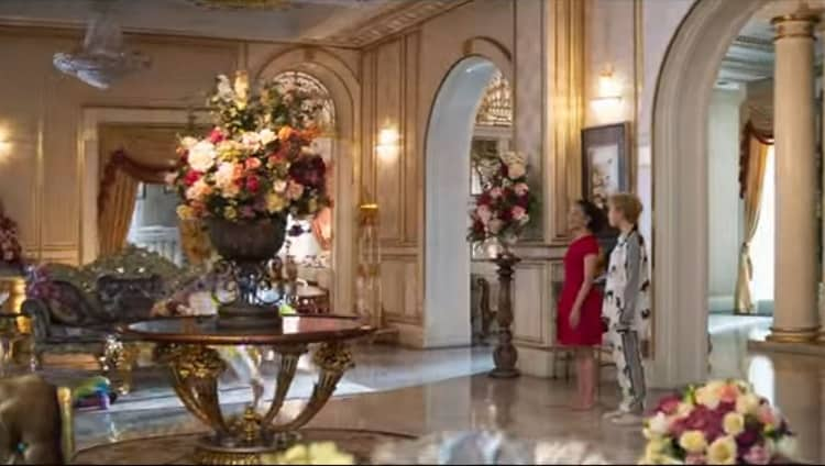 peik lin's house in crazy rich asians