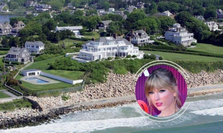 taylor swift house in rhode island