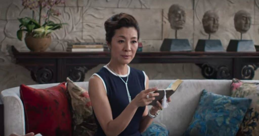 house of eleanor young in crazy rich asians
