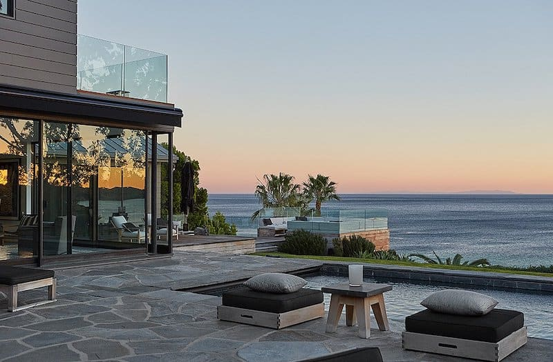 Courteney Cox's Malibu home