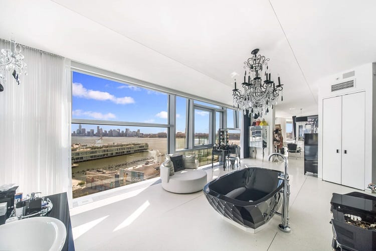 Luxury condo owned by Loren and JR Ridinger