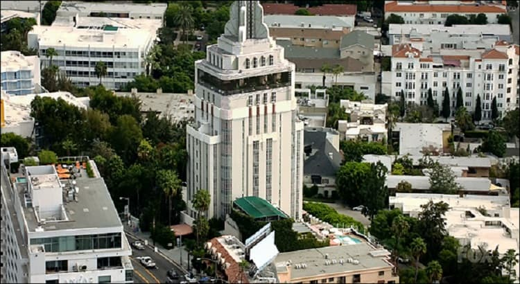 lux building in lucifer