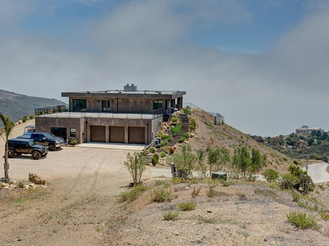 Caitlyn Jenner's Malibu home