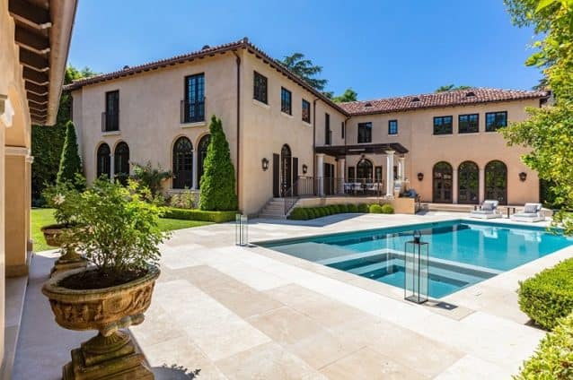 $33 million villa owned by OPI executive