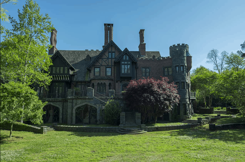 the house from 'the haunting of hill manor'