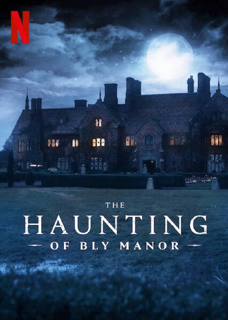 the house in 'the haunting of bly manor'