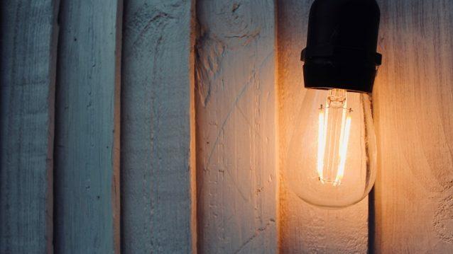 light bulb home energy
