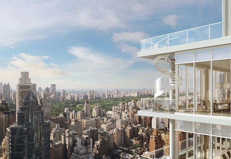 penthouse at 200 East 59th Street, New York, NY, 10022