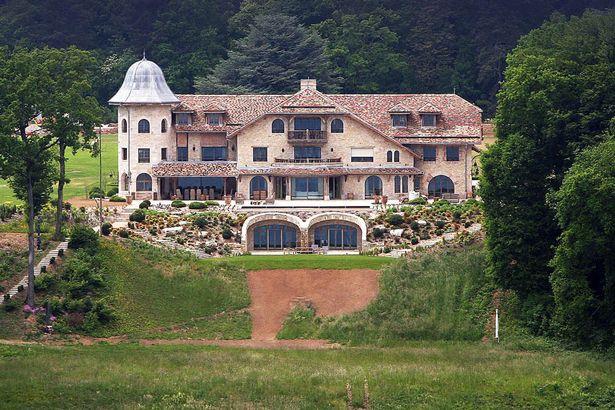 Michael Schumacher's Swiss Home