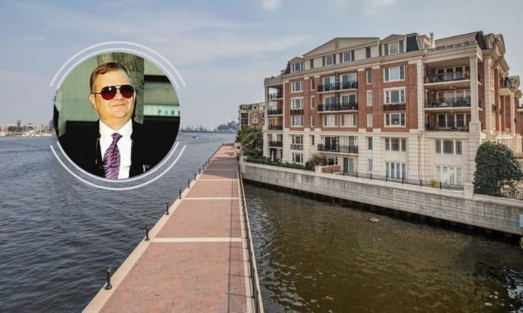 Tom Clancy penthouse in Baltimore