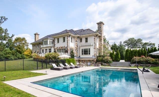 elegant luxury home in scarsdale