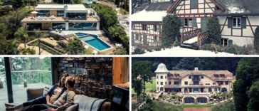 homes of your favorite F1 drivers