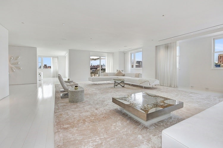 Inside Tom Clancy's former penthouse in Baltimore