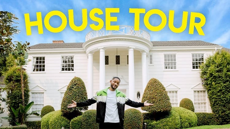 The Fresh Prince Of Bel Air House Isn T Even In Bel Air