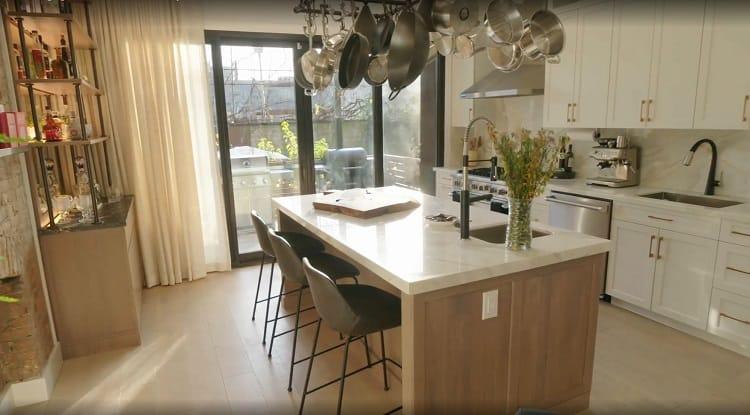 babish's personal kitchen at home