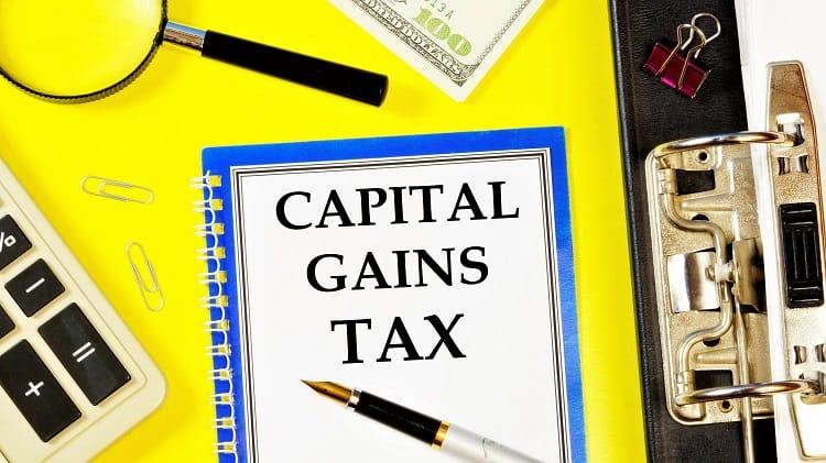 what is a capital gain tax?