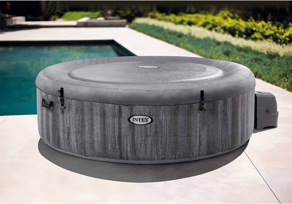 affordable hot tub with nice design