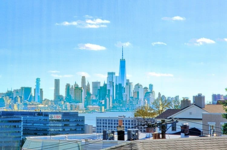 manhattan views from new jersey condo