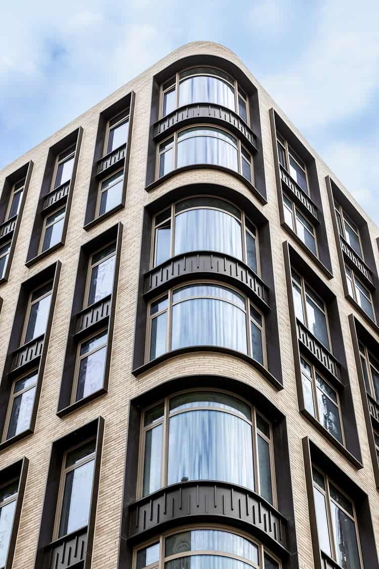 luxury condo building at 40 bleecker in noho, manhattan